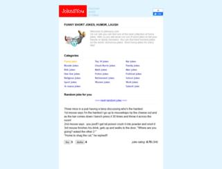 jokesyou.com screenshot