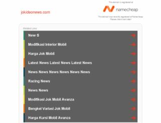 jokideonews.com screenshot