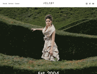 jolaby.co.uk screenshot