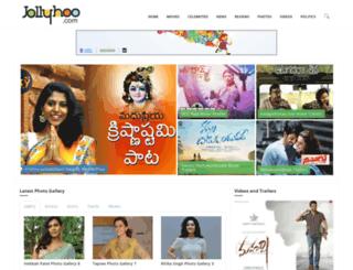 jollyhoo.com screenshot