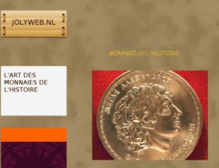 jolyweb.nl screenshot