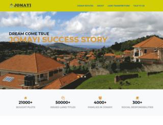 jomayi.co.ug screenshot
