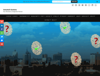 jomutech.com screenshot