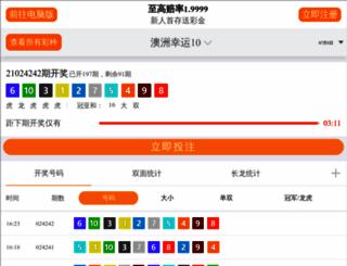 jonahenry.com screenshot