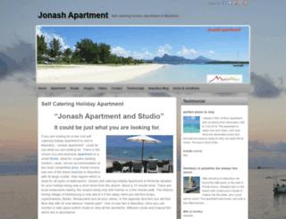 jonashapartment.com screenshot
