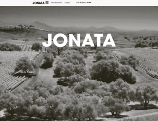 jonata.com screenshot