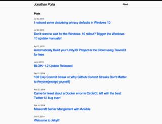 jonathan.porta.codes screenshot