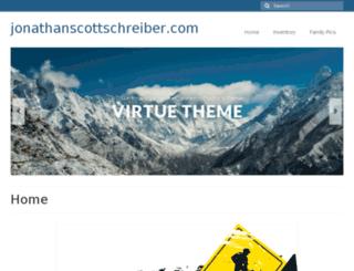 jonathanscottschreiber.com screenshot