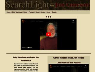 joncourson.com screenshot