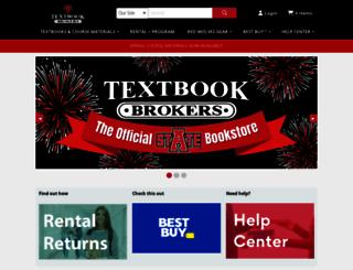 jonesboro.textbookbrokers.com screenshot