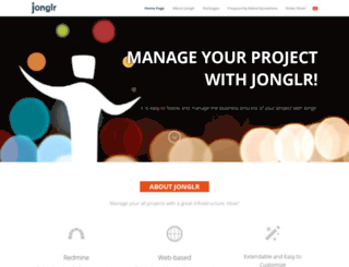jonglr.com screenshot