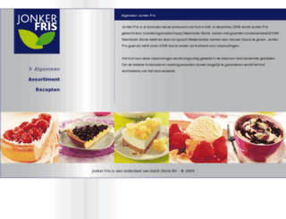 jonkerfris.nl screenshot