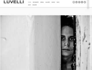 jonluvelli.com screenshot