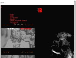 jonnybones.com screenshot