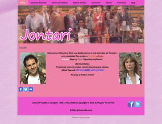 jontari.com screenshot