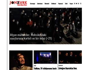jonturk.com screenshot