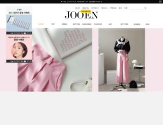 jooen.com screenshot