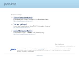 jooh.info screenshot