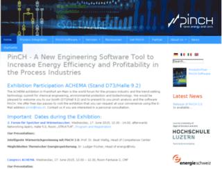 joom25.pinch-analyse.ch screenshot
