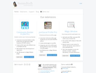 joomduck.com screenshot