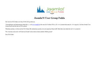 joomla-fulda.de screenshot