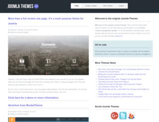 joomla-themes.co.uk screenshot