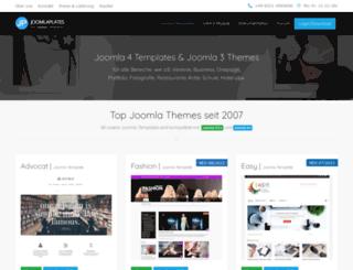 joomlaplates.net screenshot