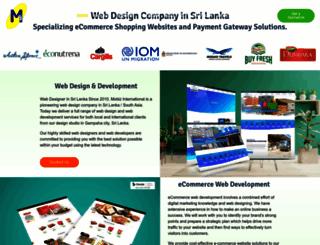 joomlasrilanka.com screenshot