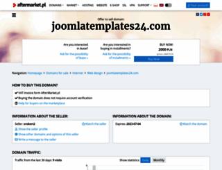 joomlatemplates24.com screenshot