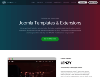 joomlaxtc.com screenshot