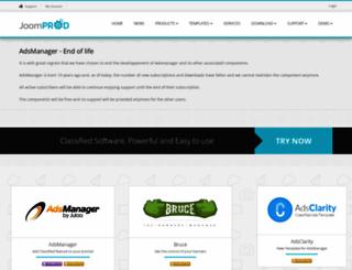 joomprod.com screenshot