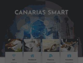 joomspirit76.canariassmart.com screenshot