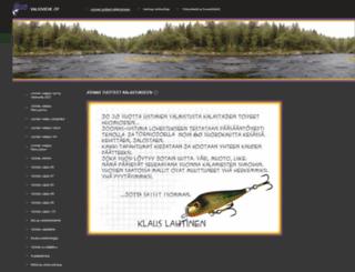joonasuistin.fi screenshot