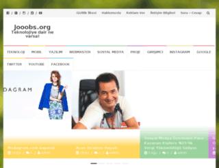 jooobs.org screenshot