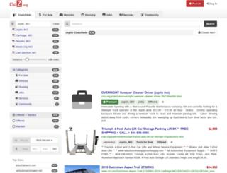 joplin.claz.org screenshot