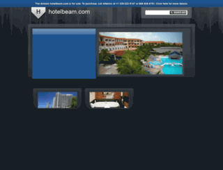 jordan.hotelbeam.com screenshot