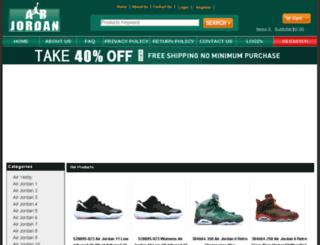 jordan10steel2013.com screenshot