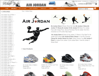 jordan4.biz screenshot