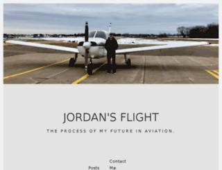 jordansflight.com screenshot