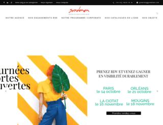 jordenen.com screenshot