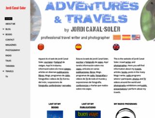 jordicanal.com screenshot