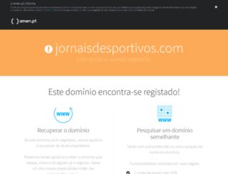 jornaisdesportivos.com screenshot