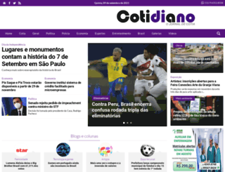 jornalcotidiano.com.br screenshot