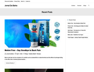 jornaldabahia.net screenshot