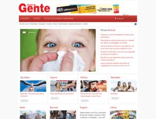 jornaldagente.com.br screenshot