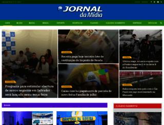 jornaldamidia.com.br screenshot