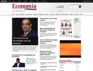 jornaldeeconomia.sapo.ao screenshot