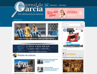 jornaldogarcia.com.br screenshot