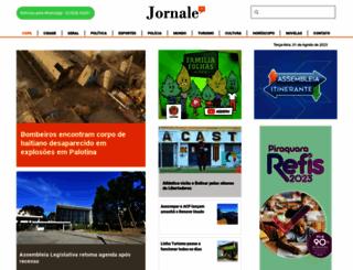 jornale.com.br screenshot