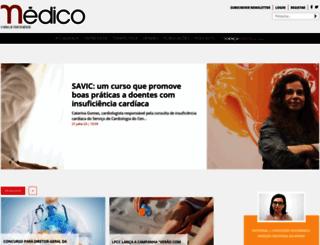 jornalmedico.pt screenshot